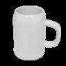 Ceramic Beer Mug - 0.5 Litre