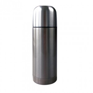 Stainless Steel Flask 350ml Silver