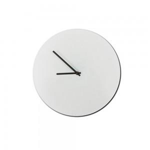 Glass Clock 20cm