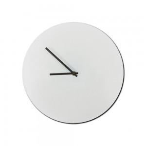 Glass Clock 31cm