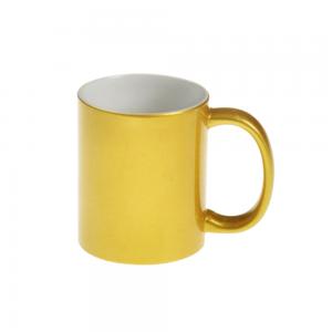 Gold Durham Mug 10oz