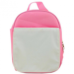 Kids' Lunch Bag Pink