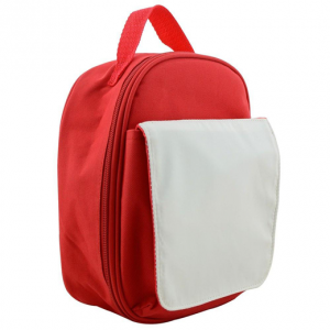 Kids' Lunch Bag Red