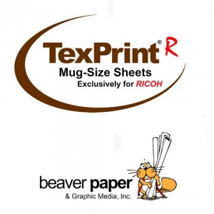 TexPrint  Mug Size Sheets 240 x 100 mm