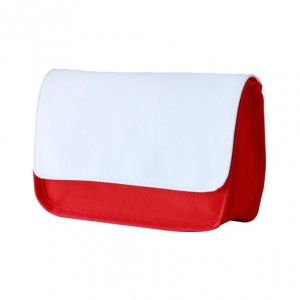 Pencil/Cosmetic Pouch Red