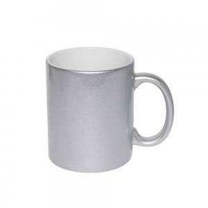 Silver Durham Mug 10oz