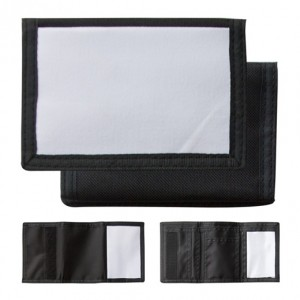 Wallet Nylon Black