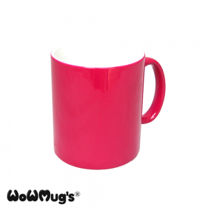 Colour Change Magenta WoWMug® 10oz