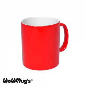 Colour Change Vermillion WoWMug® 10oz