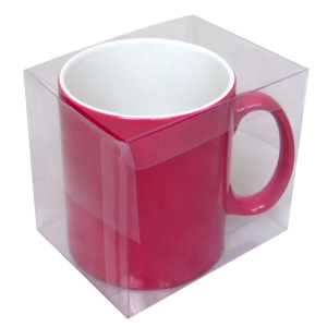 Acetate 11 oz Mug Display Packaging
