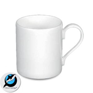 Orca Small Balmoral Fine Bone China Mug