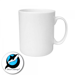 Orca Cambridge Fine Bone China Mug
