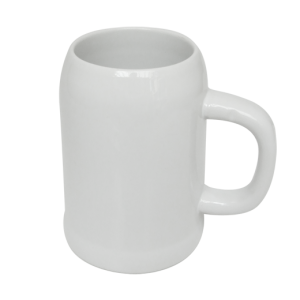 Ceramic Beer Mug - 0.5 Litre