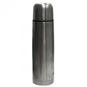 Stainless Steel Flask 750ml Silver