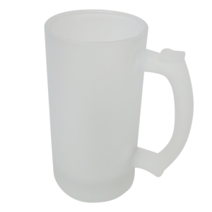 Glass Beer Stein - 16oz