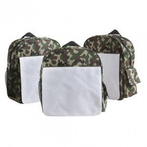 Kids Backpack Camouflage​