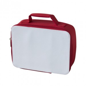 Luxury Lunch Bag Red