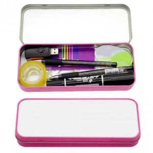 Pencil Tin Pink