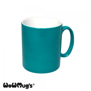 Colour Change Turqoise WoWMug® 10oz
